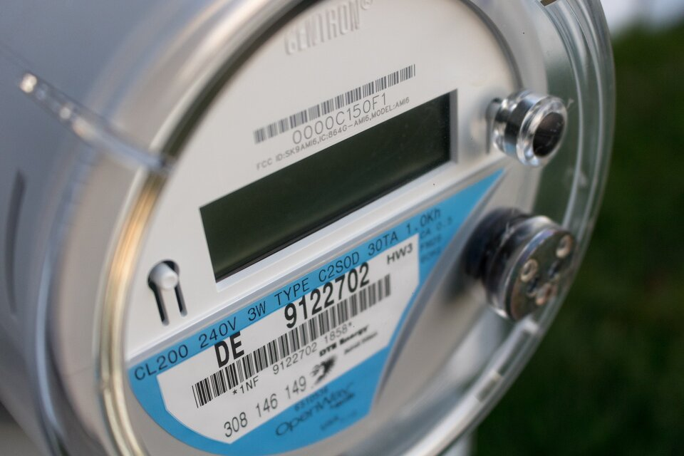How does prepaid electricity meter works?